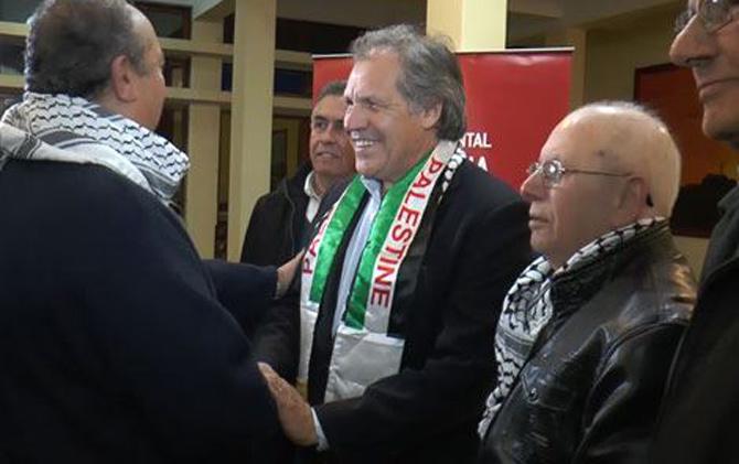 Zapatos 2018 entrega rápida precio inmejorable Reunión de Almagro con árabes del Chuy y la bufanda ...