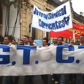 """Cortes y bloqueos en día previo al paro general que tendrá """"decenas"""" de piquetes"""