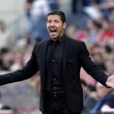Simeone suspendido por ocho partidos tras su expulsión en la Supercopa