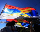 El Frente Amplio tiene el 41% contra el 32% del Partido Nacional, 15% del Partido Colorado