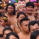 """Día Internacional de los Pueblos Indígenas con el lema: """"acortando las diferencias"""""""