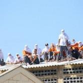 Brasil: la más sangrienta rebelión de presos concluye con 5 muertos y evacuación general