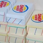 Burger King ofrecerá combos con smartphones de regalo en lugar de juguetes