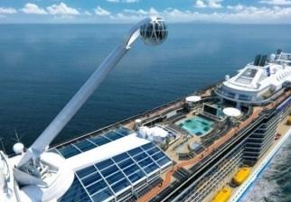 """Royal Caribbean estrena el primer """"crucero tecnológico"""" para fanáticos de la modernidad"""
