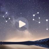 """Doodle de Google animó """"lluvia de estrellas"""" Perseidas opacadas por la """"súper Luna"""""""