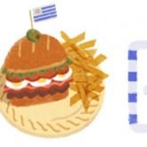 Doodle de Google homenajea Día de la Independencia uruguaya… ¡con un chivito!