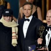 Activista Larry Kramer el homenajeado más aplaudido en los Premios Emmy 2014