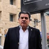 Enrique Ribeiro, embajador de Uruguay en Palestina, parte este viernes rumbo a Ramallah