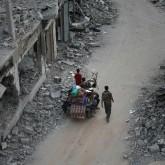 EE.UU. presiona a la Corte Penal Internacional para no investigar presuntos crímenes de guerra de Israel al atacar Gaza