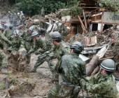 """Cien muertos y desaparecidos saldo primero de inundaciones """"históricas"""" en Japón"""