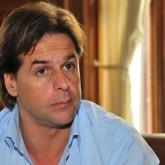 Lacalle Pou aseguró que uno de sus programas insignia será el Plan Asentamiento Cero