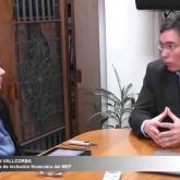Entrevista con Martín Vallcorba, coordinador del Programa de Inclusión Financiera del MEF