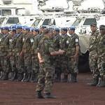 Ante epidemia de ébola Ejército brindó tranquilidad por efectivos uruguayos apostado en el Congo