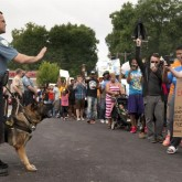"Guardia Nacional ante estallido social en Ferguson: Michael Brown fue ""ejecutado"""