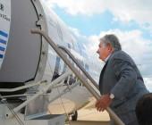 Mujica viaja a Finlandia para concretar la instalación de la tercera planta de celulosa en el Uruguay
