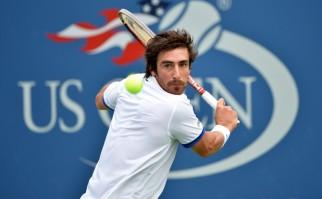 Pablo Cuevas quedó eliminado del US Open