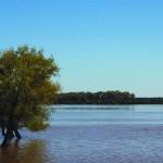 Charla sobre río Uruguay en el Subte