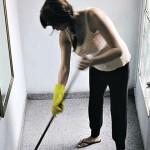 Salario real por hora del sector doméstico aumento 130% en últimos diez años
