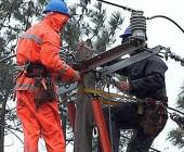Temporal de vientos deja sin energía eléctrica a 19.000 clientes de UTE