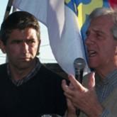 Vázquez prometió una fuerte lucha contra la inflación y fijo rango meta de entre 3 y 7%