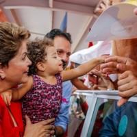 13 razones para reelegir a Dilma