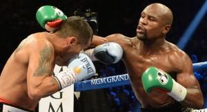 Boxeo: Mayweather venció a Maidana con maestría y retuvo los títulos mundiales