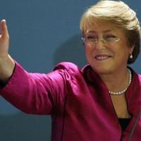 Presidenta de Chile, Michelle Bachelet, visita a Uruguay este viernes