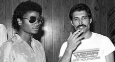 Inéditos dúos de Michael Jackson y Freddie Mercury al mercado el 11 de noviembre