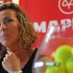Por primera vez una mujer ocupa la capitanía del equipo nacional español por la Copa Davis, y desata polémicas sexistas