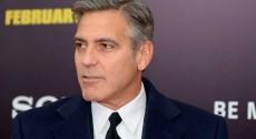 George Clooney recibirá el Globo de Oro Honorífico por su aporte al séptimo arte