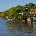 Hay 3.307 personas desplazadas de sus hogares a causa de las inundaciones