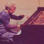 Fallece una de las más grandes pianistas del Uruguay: Nybia Mariño