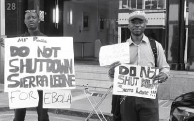 Sierra Leona en cuarentena total hasta el domingo para evitar nuevos casos de ébola