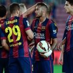 Barcelona imparable: goleó 6-0 al Granada y continúa como líder