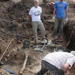 Restos óseos hallados en batallones 13 y 14 son humanos, pero no hay coincidencia con ADN de desaparecidos