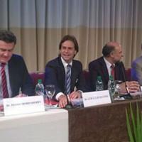 Tabaré Vázquez, Lacalle Pou, Bordaberry y Mieres plantearon sus respectivos programas de gobierno