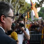 "Barcelona presenta esta semana decreto para la ""consulta soberanista"" catalana"
