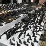 Uruguay junto a otros siete países ratifica Tratado contra Comercio de Armas