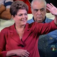 Bolsas brasileñas se desploman ante empuje electoral de Dilma con 40,4%