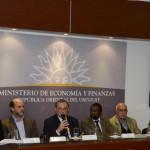 Con la presencia del ministro Ehrlich se lanzó el video institucional del proyecto Museo del Tiempo