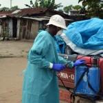 OMS amplía cálculo de infectados: temen guerra civil en el oeste de África