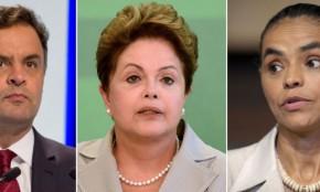 """Gobierno de Brasil anuncia """"ciclo de expansión"""" en 2015, pero en las encuestas  Dilma y Marina siguen empatadas"""