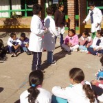 Presentan marco curricular común para enseñanza Inicial y Primaria