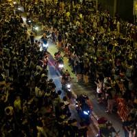 Hong Kong con multitudinarias manifestaciones prodemocráticas: China alerta a no inmiscuirse