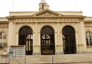 Fugan tres reclusos internados en el Hospital Vilardebó. Resultaron heridos tres funcionarios del nosocomio