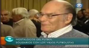 Nostálgicos del Fútbol del Uruguay – informe de canal 10