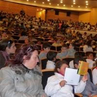 1.000 niños y niñas de todo el país visitarán el Auditorio Nacional del Sodre