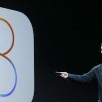 Apple lanzó  iOS8 el nuevo software que aporta buena cantidad de novedades