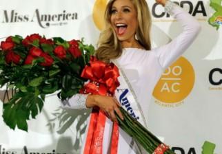 """Tercera vez consecutiva: Nueva York logra el título Miss América ahora """"por talento"""""""