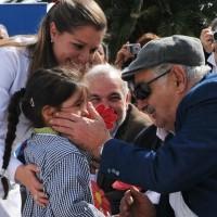 Mujica pide respeto por maestros y cuidar las escuelas como bien sagrado